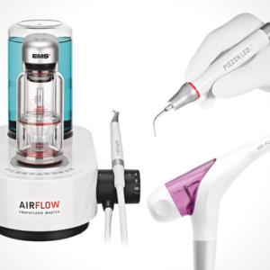 Ultrazvukové přístroje a pískovače