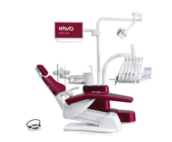Stomatologická souprava KaVo Estetica E50 Life horní vedení