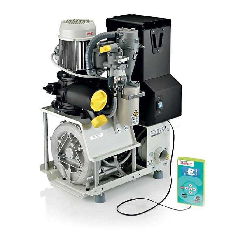 Centrální odsávací jednotka Cattani Turbo Smart