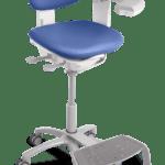 Stomatologická židle pro asistenci A-dec 522