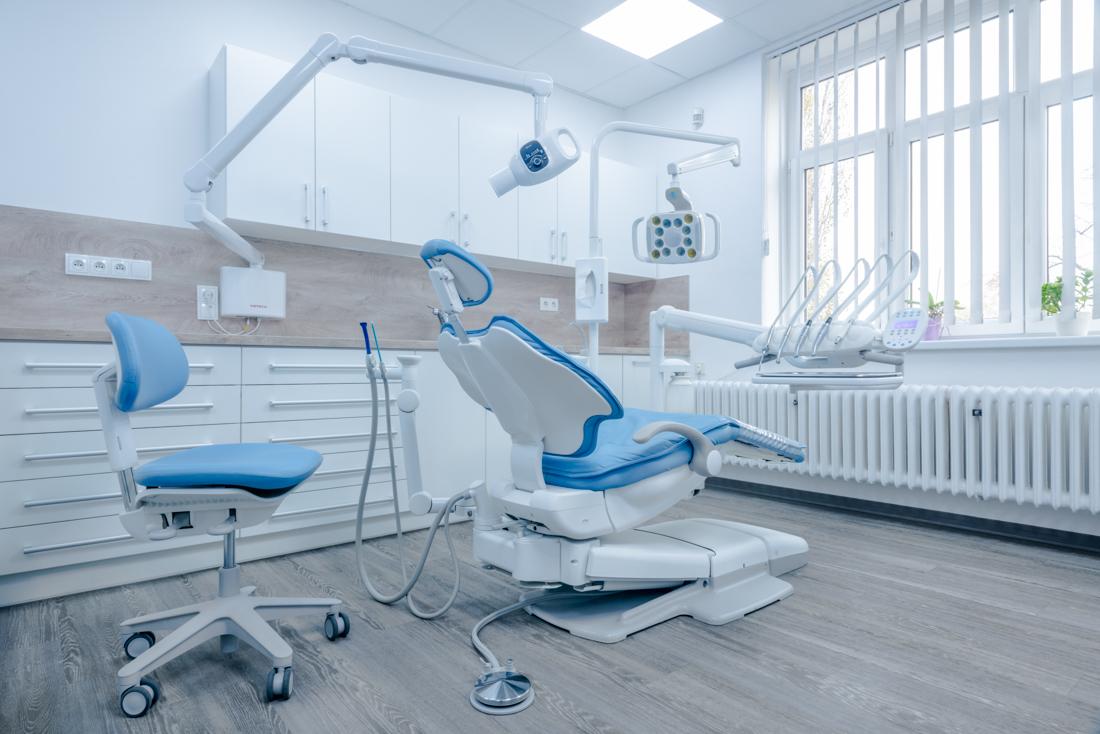 Rekonstrukce zubní ordinace Dr. Švancarové