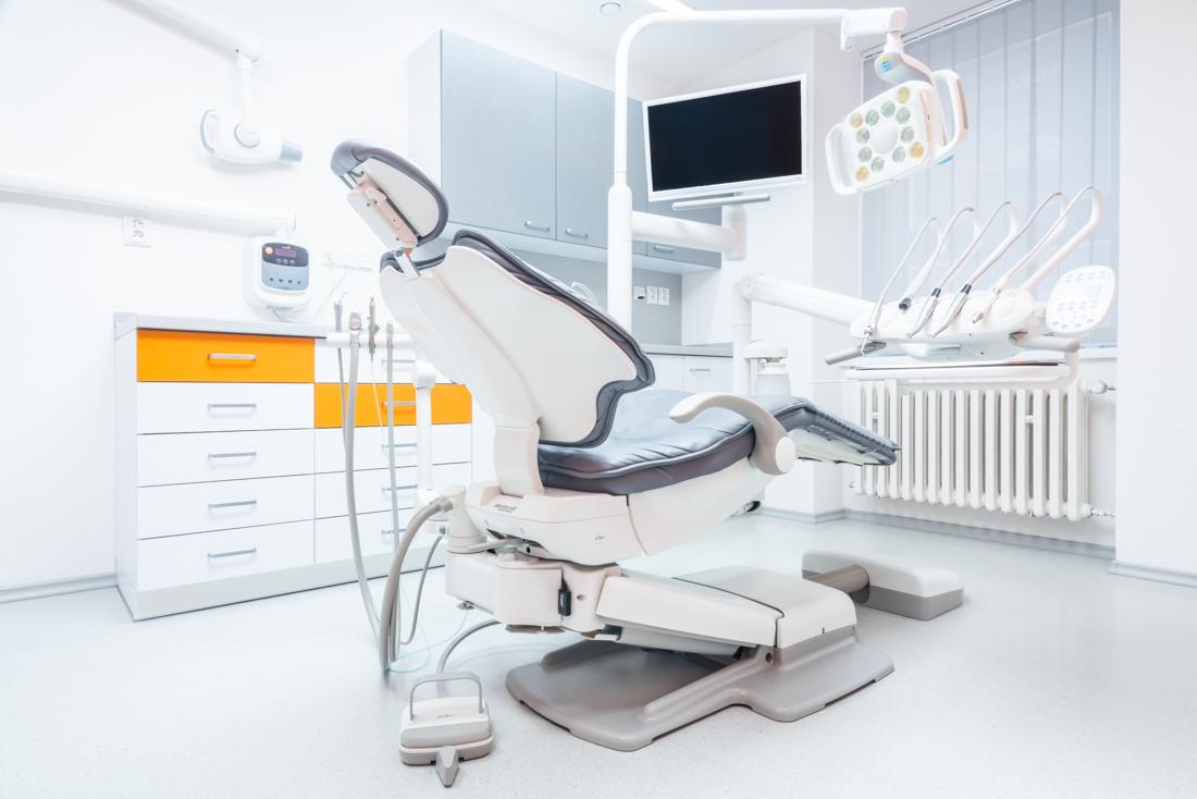 Rekonstrukce zubní ordinace Kukudent