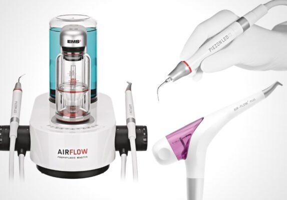 Stomatologická technika - Airflow prophylaxis master EMS