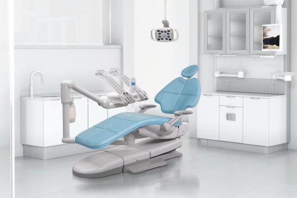 Zubní souprava Adec 500 zubní ordinace na klíč - Dent Unit Morava distribuce stomatologické techniky